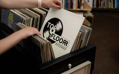 Top Floor Records - Vinyl 2